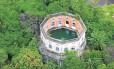 A piscina do antigo Clube dos Portuários, em São Cristóvão