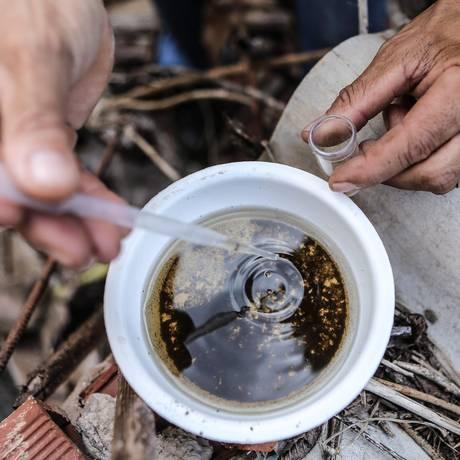 Governo de Nova York vai distribuir 100 mil larvicidas Foto: André Coelho / Agência O Globo