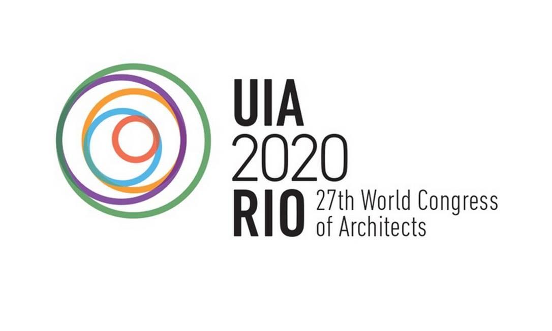 Marca vencedora do Concurso UIA 2020 RIO Foto: Divulgação/IAB-RJ