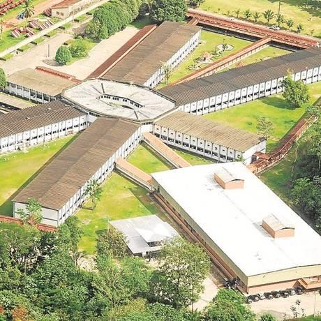 O complexo de laboratórios do Instituto Evandro Chagas, localizado no Pará: por lá já passaram casos suspeitos de ebola Foto: Kelvin Santos/IEC / Fotos de divulgação