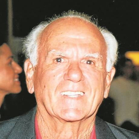 Mariozinho de Oliveira, o último remanescente do Clube dos Cafajestes Foto: Divulgação/Ronaldo Zanon