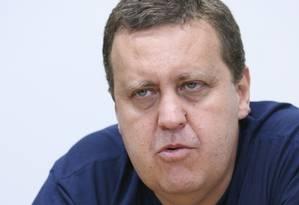 Wagner Victer, que ocupava a presidência da Faetec, foi indicado para o cargo de secretário de Educação Foto: André Coelho - 22/01/2007 / Agência O Globo