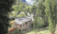 Casas irregulares dentro dos limites do Jardim Botânico: na área em nome da União, há 520 construções