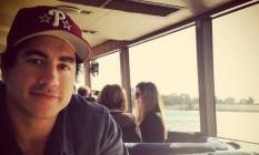 Jovem australiano foi visto pela última vez no Galeão, no Rio Foto: Reprodução/Facebook