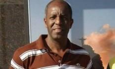 O tenente Denilson Theodoro de Souza foi morto a tiros por bandidos Foto: Reprodução do Facebook