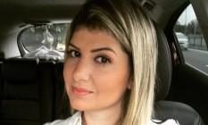 Viviane Lahmeyer quebra o silêncio e relata agressões do ex-marido Foto: Arquivo pessoal