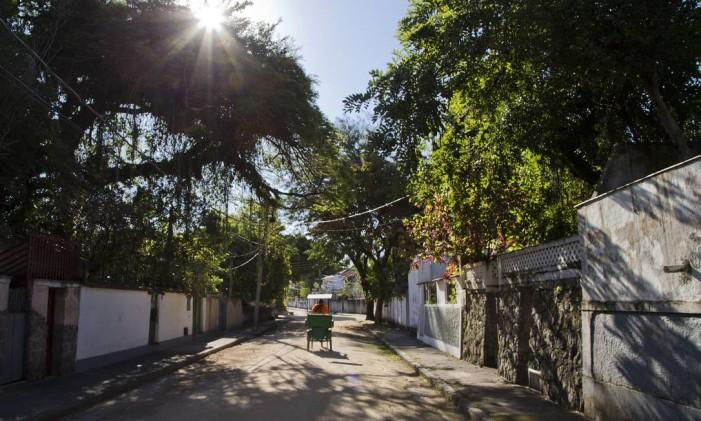 A Ilha de Paquetá está apenas a 40 minutos do Centro do Rio Foto: Guito Moreto / Agência O Globo