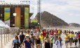Copacabana terá interdições para provas de triatlo