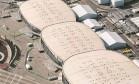Vista do Parque Olímpico: redução de gastos com a manutenção Foto: Yasuyoshi Chiba/AFP/26-7-2016