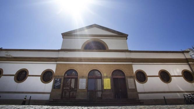 A Casa França-Brasil , antiga Praça do Comércio: obra de Grandjean de Montigny Foto: Antonio Scorza / Agência O Globo