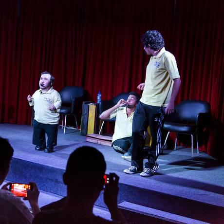 As apresentações são gratuitas ou têm preços populares Foto: Leo Martins / Agência O Globo