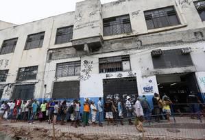 Montante que teria sido desviado por grupo de Cabral custearia restaurantes populares por 4 anos Foto: Pablo Jacob / Agência O Globo