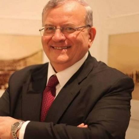 Embaixador da Grécia, Kyriakos Amiridis, foi morto em casa, em Nova Iguaçu Foto: Divulgação