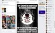 """Em uma de suas postagem, o advogado compartilhou uma imagem com a seguinte mensagem: """"Sou a favor de reintegrar o bandido à sociedade. Os órgãos vão para doação, o esqueleto para a escola de medicina e o que sobrar vai para adubo"""" Foto: Reprodução"""