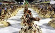 Escola da Beija-Flor de Nilópolis no Desfile das Campeãs Foto: Fabio Rossi / Agência O Globo