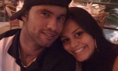 Ingrid está grávida do primeiro filho do casal Foto: Reprodução/Facebook