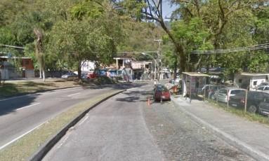 Suposto arrastão aconteceu perto do Hospital Cardoso Fontes Foto: Reprodução/Google Street View