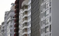 Imóveis na cidade do Rio Foto: Pablo Jacob / Agência O Globo