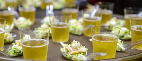 Cerveja harmoniza bem até mesmo com saladas Foto: FABIO CORDEIRO/Estúdio Infoglobo