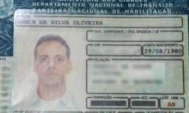 PM Samir da Silva Oliveira morreu após ser baleado no Méier Foto: Reprodução