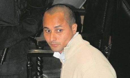 O traficante Marcinho VP é um dos presos federais que podem voltar ao Rio Foto: Agência O Globo