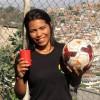 Drika Santos foi indicada pela BBC uma das cem mulheres mais inspiradoras de 2017 Foto: Mauro Ventura / Agência O Globo