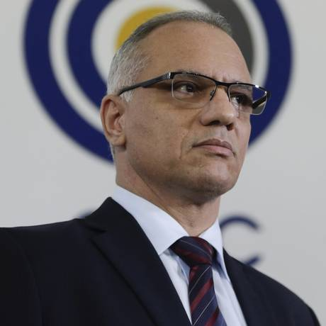Secretário de Segurança do Estado Roberto Sá Foto: Gabriel de Paiva / Agência O Globo