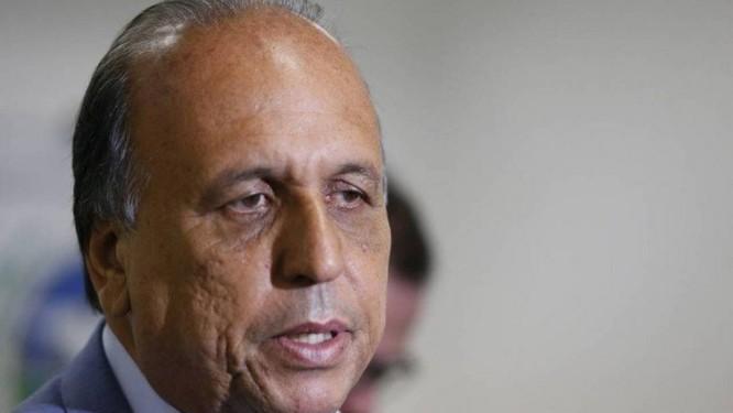 O governador do Rio, Luiz Fernando Pezão Foto: Roberto Moreyra / Agência O Globo