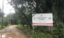 Reserva do Tinguá, onde um macaco apareceu morto Foto: Flávia Junqueira / Agência O Globo