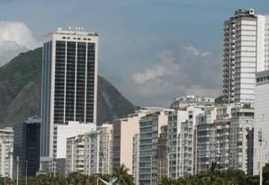 Hotéis de Copacabana Foto: Hudson Pontes