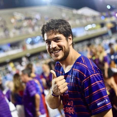 O ator Marcos Pigossi Foto: Divulgação - Ari Kaye