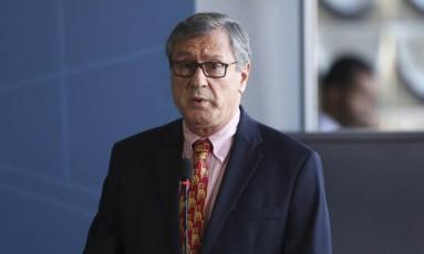 O ministro da Justiça, Torquato Jardim Foto: Ailton de Freitas/Agência O Globo/20-11-2017