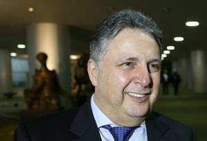 O ex-governador Anthony Garotinho Foto: Ailton de Freitas / Agência O Globo