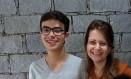 Ana Paula e o filho Marcelinho, vítima de febre amarela Foto: Reprodução/Facebook