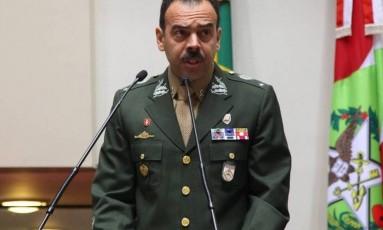 General Nunes será o novo secretário de Segurança Foto: Foto: Juliana Stadnik / Agência AL