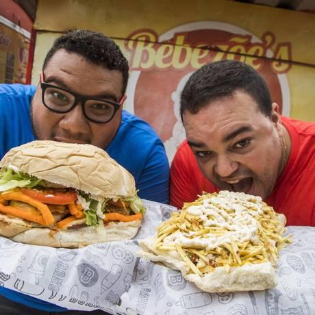 """Primeira Feira Nacional do Podrão celebrará a autêntica comida de rua """"raiz"""" Foto: Agência O Globo"""