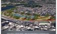 Projeto do Parque da Maré, anunciado por Crivella Foto: Divulgação