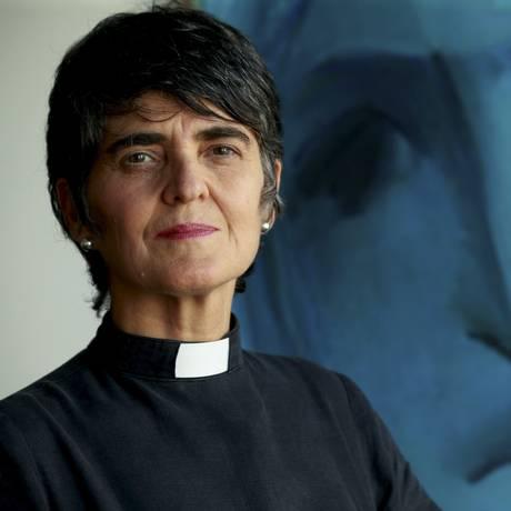 A pastora Lusmarina Campos Garcia reconhece que não existe uma única verdade Foto: Marcelo Theobald / Agência O Globo