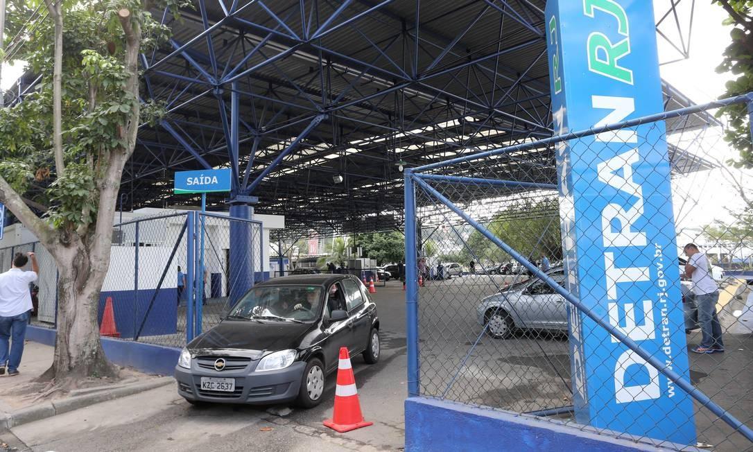 Detran: atendimento dos especialistas em medicina do tráfego deve começar no dia 11 de fevereiro Foto: Guilherme Pinto / Agência O Globo