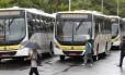 Passagens de ônibus no Rio vão aumentar a partir de quinta-feira Foto: Pablo Jacob / Agência O Globo