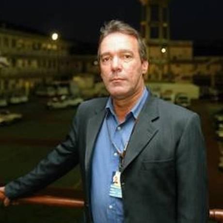 O coronel Ricardo Pacheco, ex-chefe do Estado-Maior da PM Foto: Felipe Hanower/24-06-2009