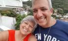"""Dona Alice descreve seu filho Rubens Mesquita como um """"menino de ouro"""" Foto: Reprodução"""