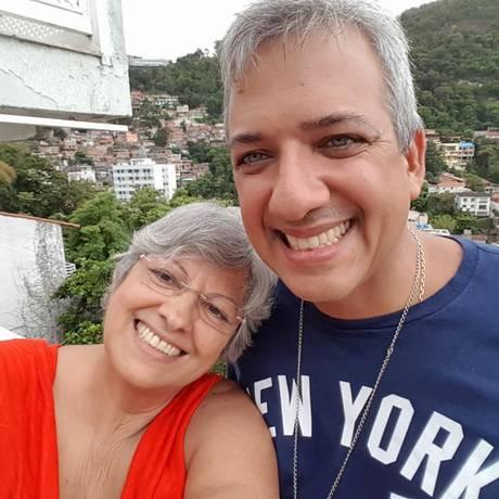 Dona Alice descreve seu filho Rubens Mesquita como um