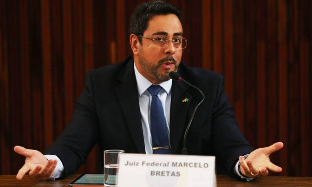 O juiz federal Marcelo Bretas Foto: Givaldo Barbosa / Agência O Globo