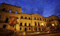 Museu Nacional, na Quinta da Boa Vista Foto: Marcelo Theobald/Agência O Globo