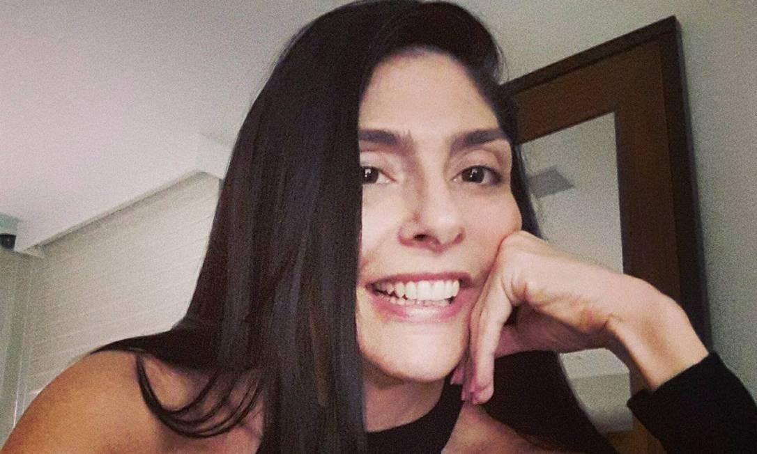 Karina Garofalo não resistiu aos ferimentos após ser baleada na Barra Foto: Reprodução / Facebook Foto: Agência O Globo