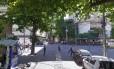 Rua Carvalho Alvim, na Tijuca, onde os ladrões foram presos Foto: Reprodução / Google Maps