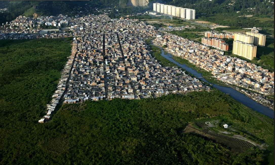Rio das Pedras: o desmatamento em ritmo acelerado é impulsionado pela grilagem, uma das maiores fontes de lucros da milícia Foto: Gabriel Monteiro