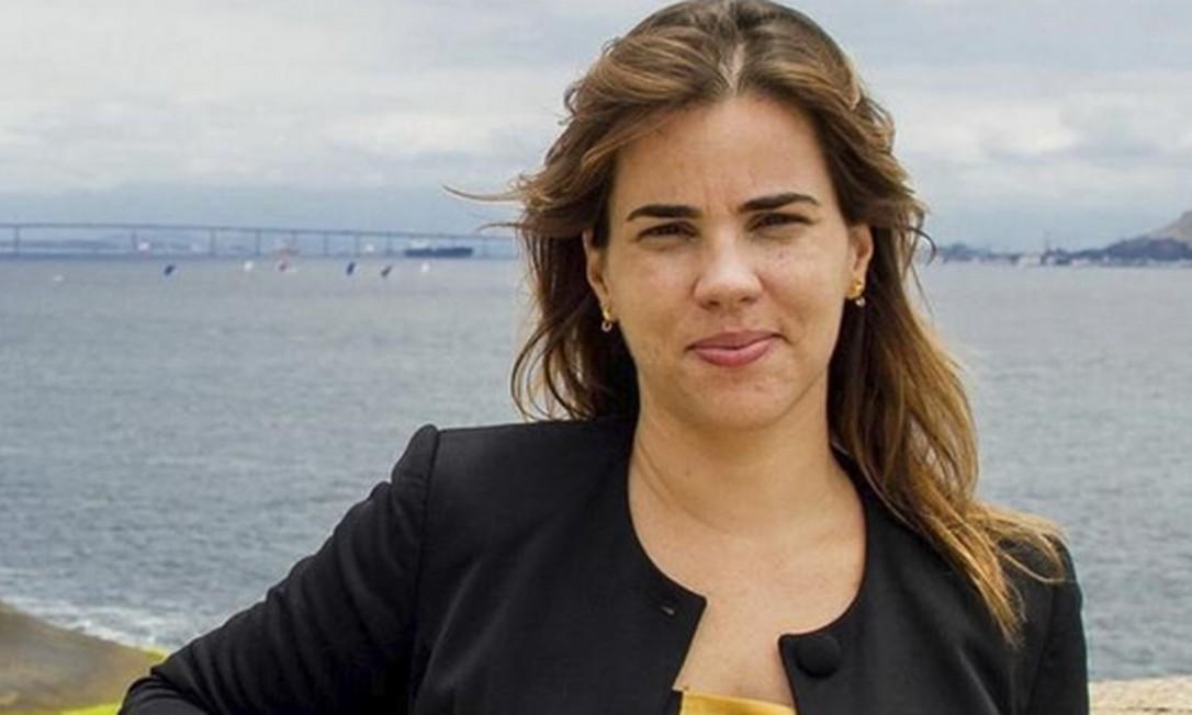 Cotada. Fabiana é jornalista Foto: Divulgação