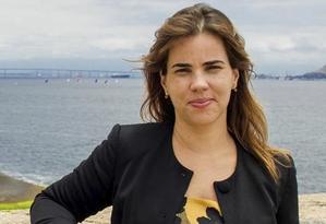 Fabiana Bentes deixará Secretaria de Desenvolvimento Social e Direitos Humanos Foto: Divulgação